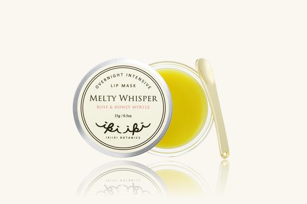 MELTY WHITSPER・LIP MASK・R&H<br />